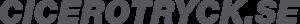 cicerotryck.se-logotype